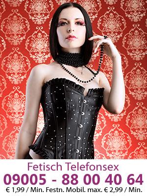 Fetisch Telefonsex